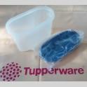 Contenitore ovale tupperware da 1,1 litri per conservare in cucina