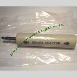 Adattatore Segnale Audio Aux Cuffie con Microfono jack 3.5mm