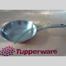 Tegame Mirage Serie Chef Tupperware Acciaio Inox Gas Induzione