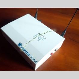 Ponte Radio Pentacom Penta 2588 Allarme Sicurezza