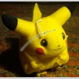 Pikachu Pokemon Peluche Pupazzo 9cm