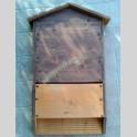 Casetta Pipistrelli Bat Box in Legno Lotta Biologica Zanzare