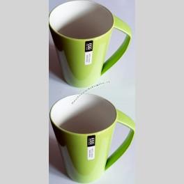 Tazze in ceramica Mug per Tè e bevande Set 2pz