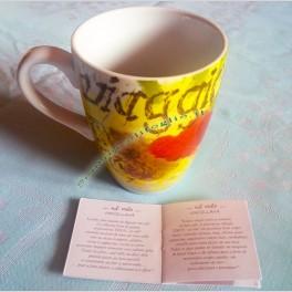 Tazza in Porcellana Thun per The e Tisaneria