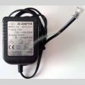 Ac Adaptor def412014 9V 4.5A Alimentatore RJ11