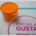 Contenitore Tupperware Arancione 500 ml per la Cucina