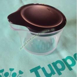 Cremino e Zuccherino Tupperware Contenitore Zucchero Latte da Tavola