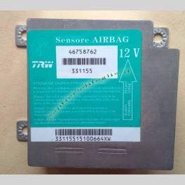 Centralina Sensore Airbag Fiat Punto 188 Trw 46758762