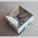 Flash per Macchina Fotografica Fex Matic Francia 1965 Vintage Camera