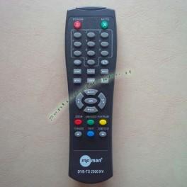 Telecomando DVB-TS 2000NV Mpman Decoder Digitale Terrestre