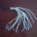 Porta Selvaggina 12 Strozzini Corde Nylon Moschettone Cintura Vintage