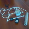 Impianto Sterilizzazione Acqua Potabile Domestico Puro Tap Lampade Ultravioletti
