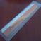 Righello Rigido Graduato di Precisione Linear in Legno Alluminio e Plastica per Scuola Ufficio
