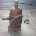 Alambicco Distillatore Artigianale in Rame Realizzato a Mano per Grappa Acquavite Oli Essenziali