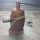 Alambicco Distillatore Artigianale in Rame Discontinuo Realizzato a Mano per Distillati Alcolici