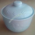 Zuccheriera Porcellana Bianca Mulino Bianco Barilla Casetta Rondini Collezione Limitata
