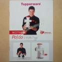 Ricettario Illustrato Poldo Tupperware Guarda Prova Gusta Mattia Poggi Ricette Cucina