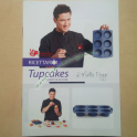 Ricettario Illustrato Tupcakes Tupperware Stampo in Silicone Flessibile Chef Mattia Poggi