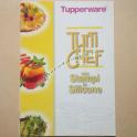 Ricettario Illustrato Tutti Chef Stampi in Silicone da Forno Tupperware Rettangolare Rotondo