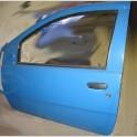 Portiera anteriore sinistra lato guidatore punto seconda serie blu