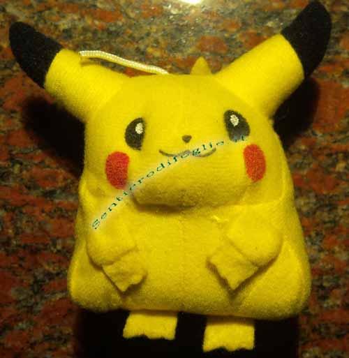 Pikachu Pokemon Peluche Pupazzo Giallo