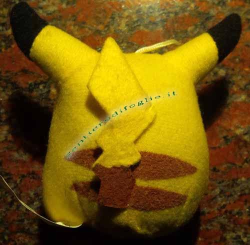 Pikachu Pokemon Peluche Pupazzo Imitazione