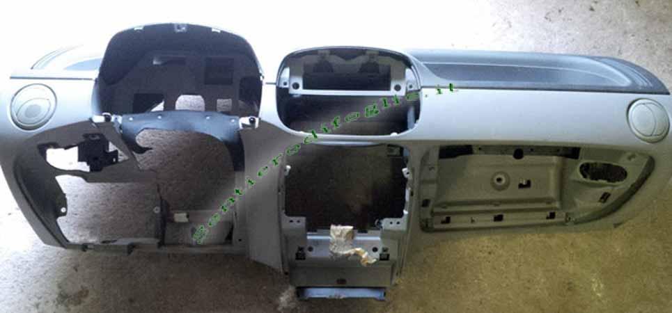 Cruscotto Fiat Punto Seconda Serie Tre Porte 188