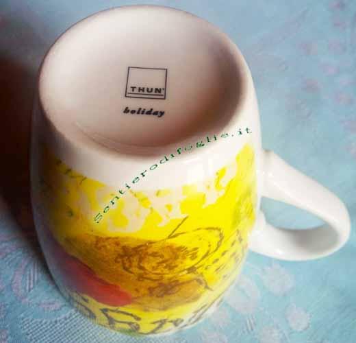 Tazza Porcellana Thun Collezione Al Volo