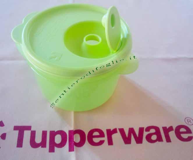 Contenitore Sigillo Crystal Wave Tupperware Microonde Lavastoviglie