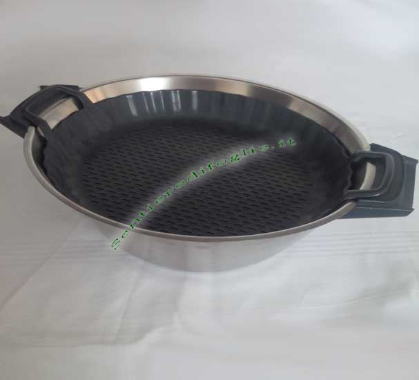 Varoma Recipiente Accessorio Boccale Cottura Vapore Vorwerk Bimby Thermomix 21