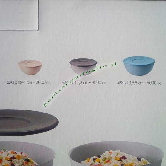 Set Tre Recipienti Everywhere Coperchi Colorati Fratelli Guzzini Conservare Preparare Cucina