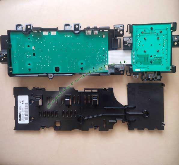 Scheda Elettronica Display Lavatrice EUI10700BA 136620504 Aeg Rex Electrolux Ricambio
