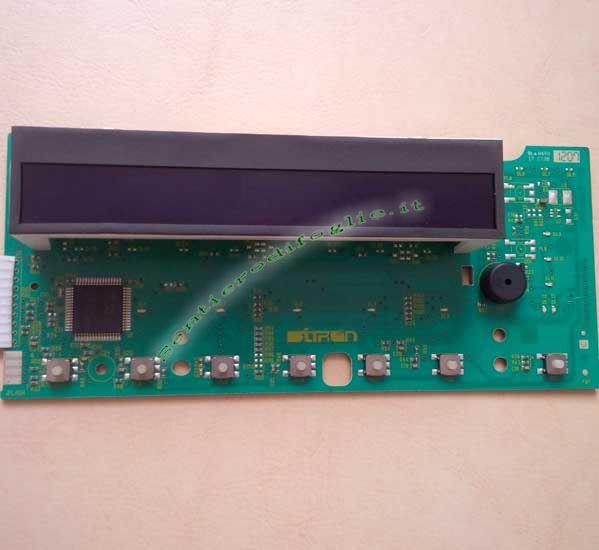 Scheda Elettronica Display Lavatrici Aeg Rex Electrolux Ricambio Usato