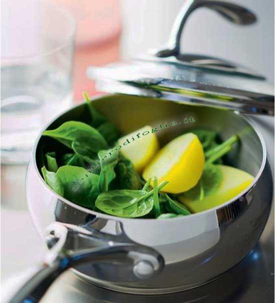 Casseruola Chef Tupperware 2,8L Acciaio Coperchio Vetro Gas Induzione Serpentina Ceramica