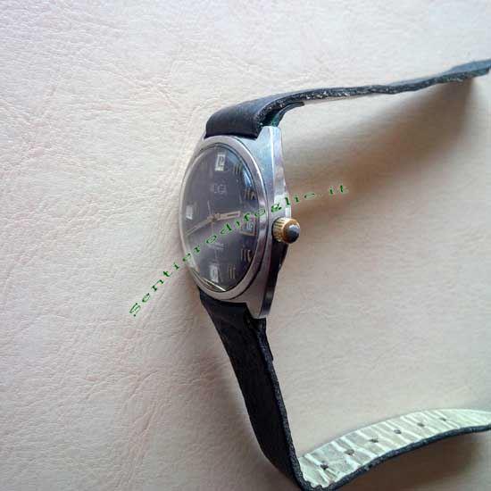 Orologio Polso Hoga 25 Jewels Water Shock Resistant Swiss Vintage Horlogerie Garantie