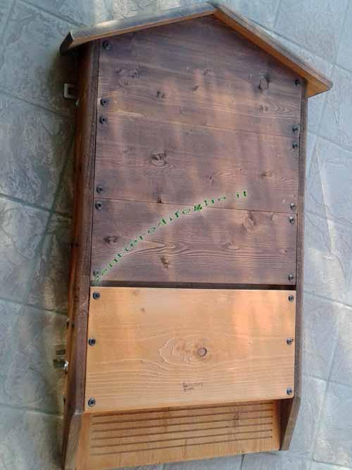 Bat Box Chirotteri Legno Zanzare