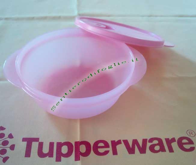 Bacinelle Crystalwave Tupperware Sigillo Ermetico Ravvivare Microonde 400ml 600ml Alimenti