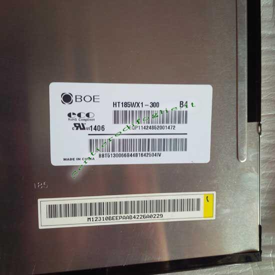 Schermo Lcd Boe ht185wx1-300 Pannello Tv Led Televisore Laptop