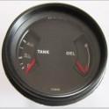 Strumento vdo livello carburante ed olio porsche 911 epoca
